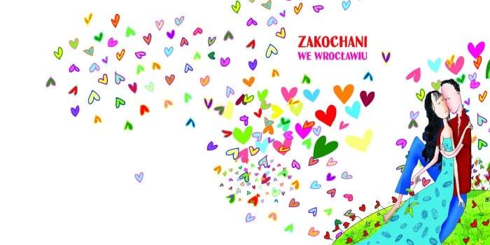 Walentynkowa akcja #kochamWrocław