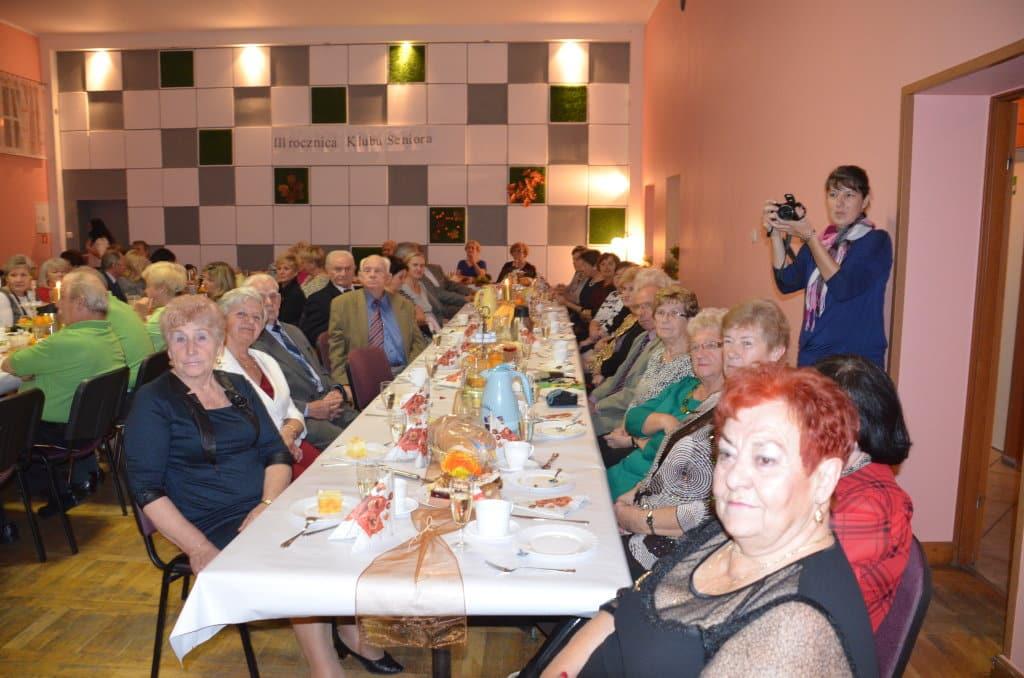 komorniki 3-  III lecia Klubu seniora w Plewiskach