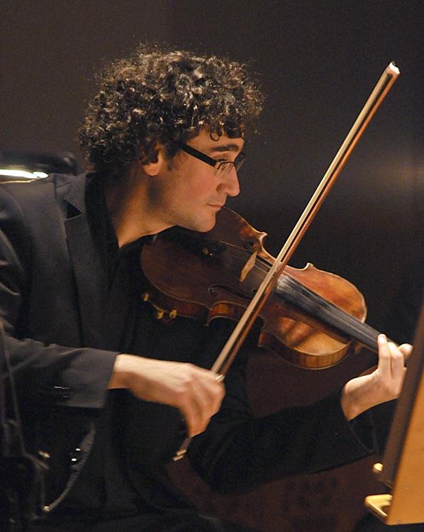 Koncerty skrzypcowe Mozarta w Filharmonii Wrocławskiej