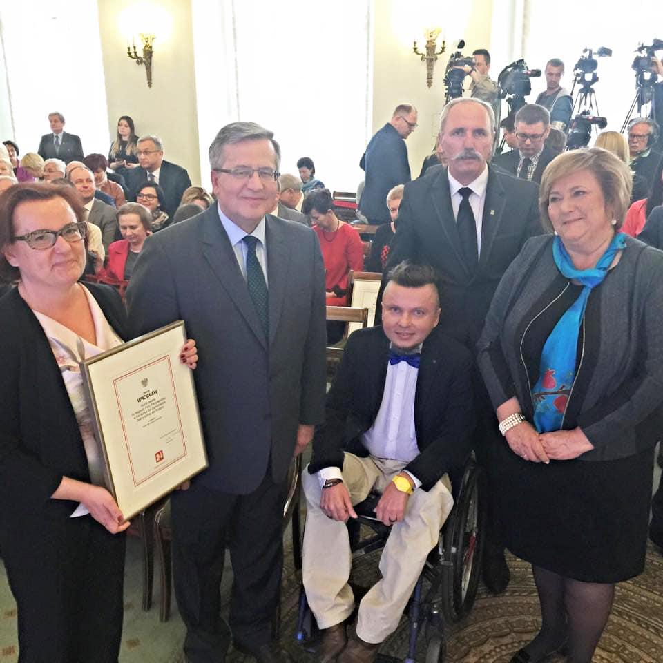 Wrocławskie Centrum Seniora nominowane w kategorii – Samorząd Przyjazny Seniorom