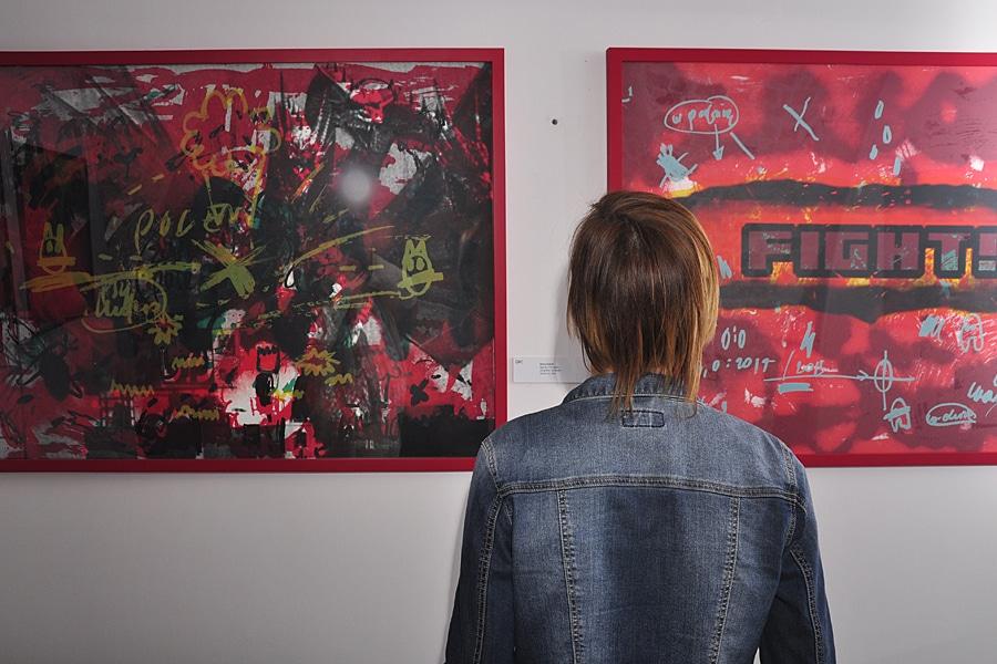 """,,Młoda grafika"""" we wrocławskiej Galerii Miejskiej"""