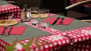 Sezonowe menu to nie wszystko. Czas na metamorfozę wnętrza restauracji.