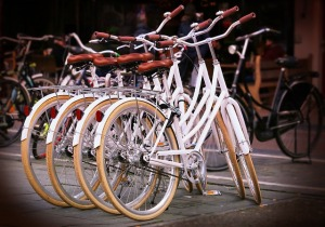 Jak nie stracić roweru?