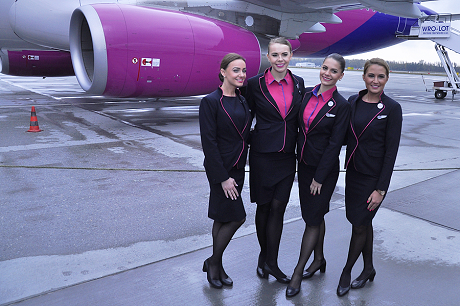 100 milionów pasażerów Wizz Air
