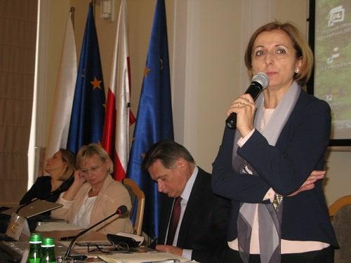Zuzanna Grabusińska - dyrektor Departamentu Polityki Senioralnej w Ministerstwie Pracy i Polityki Społecznej