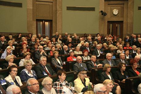 Obywatelski Parlament Seniorów w Sejmie – już jest!