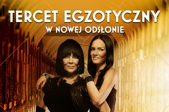 Koncert Tercetu Egzotycznego we Wrocławiu – wygraj bilety!