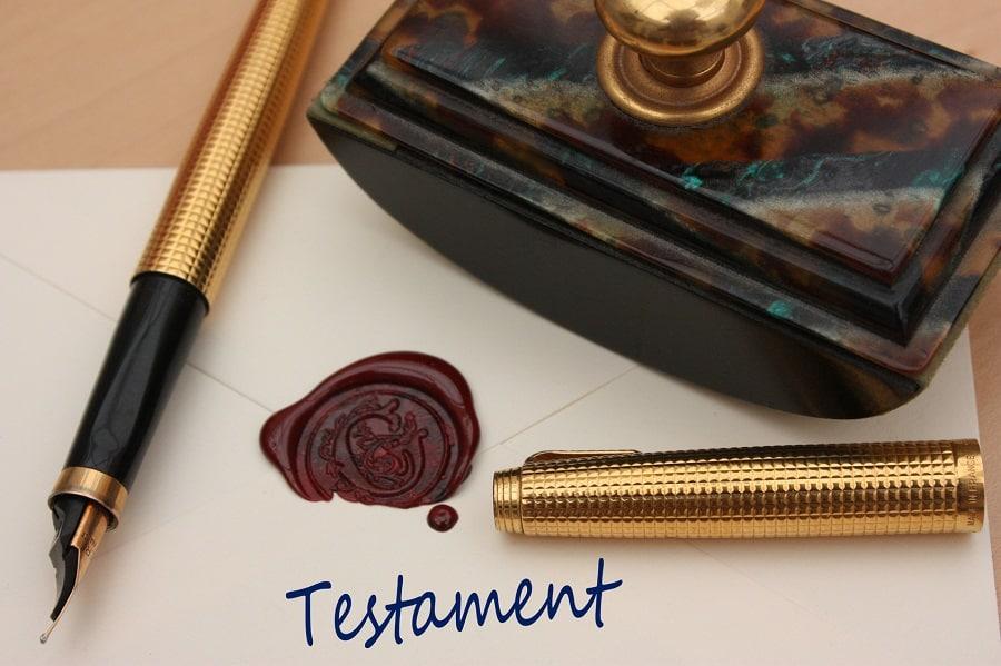 Dobry Testament najlepszym sposobem na dysponowanie dorobkiem swojego życia
