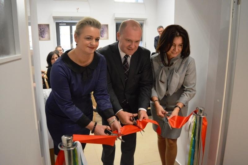 Otwarcie Dziennego Domu Senior-WIGOR w Szczecinie