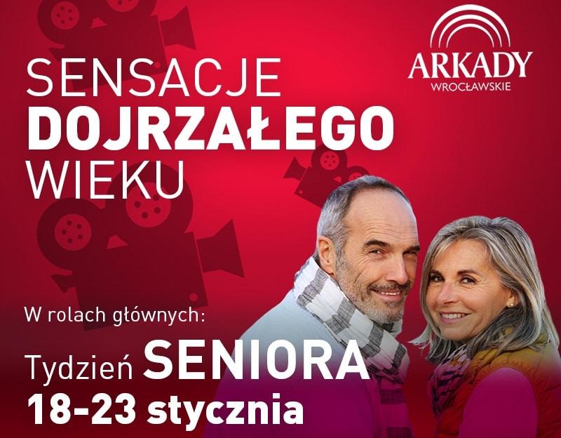 Tydzień Seniora w Arkadach Wrocławskich