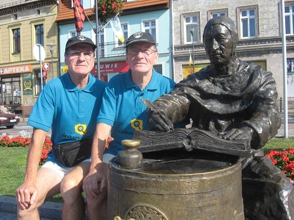 Bolesław i Mieczysław Osipik