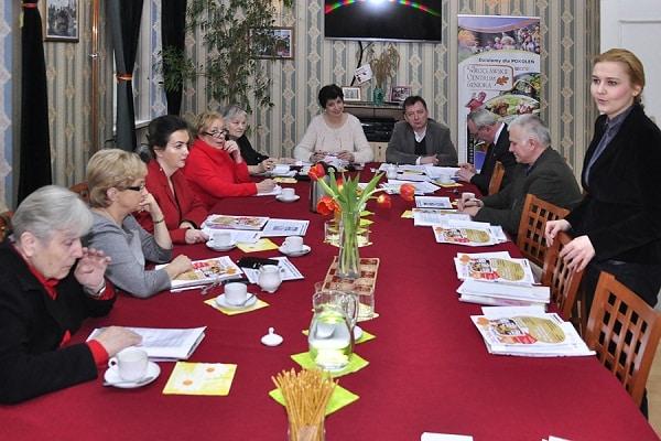 Posiedzenie Wrocławskiej Rady Seniorów