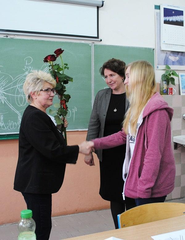 Kinezjologia - warsztaty w ramach programu Wrocław Miasto Pokoleń  4a Joanna Ryłko