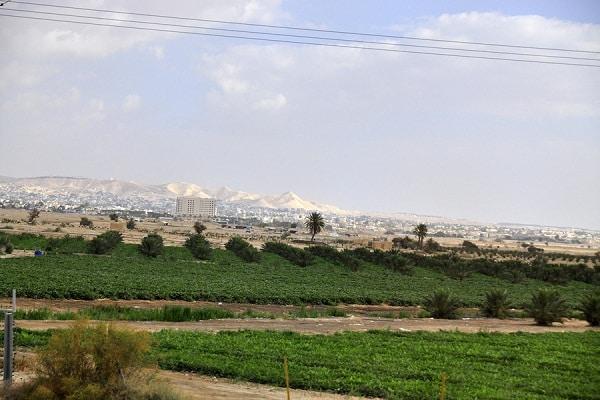 Dolina Jordanu