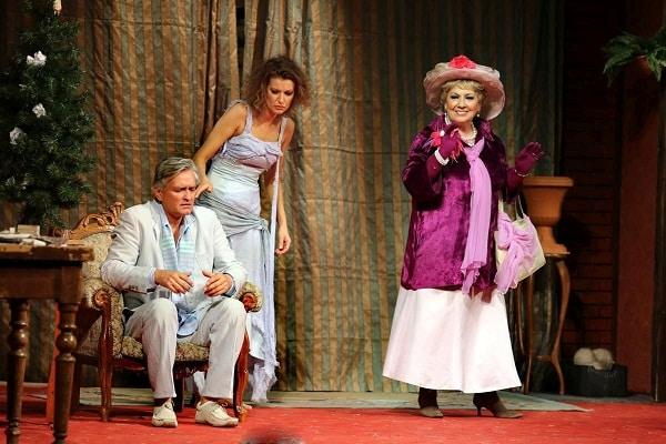 Emilia Krakowska na scenie
