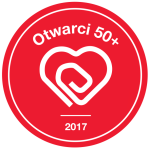 Otwarci 50+ Edycja 2017_logo