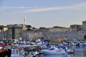 Stare miasto Rodos – dużo zdjęć