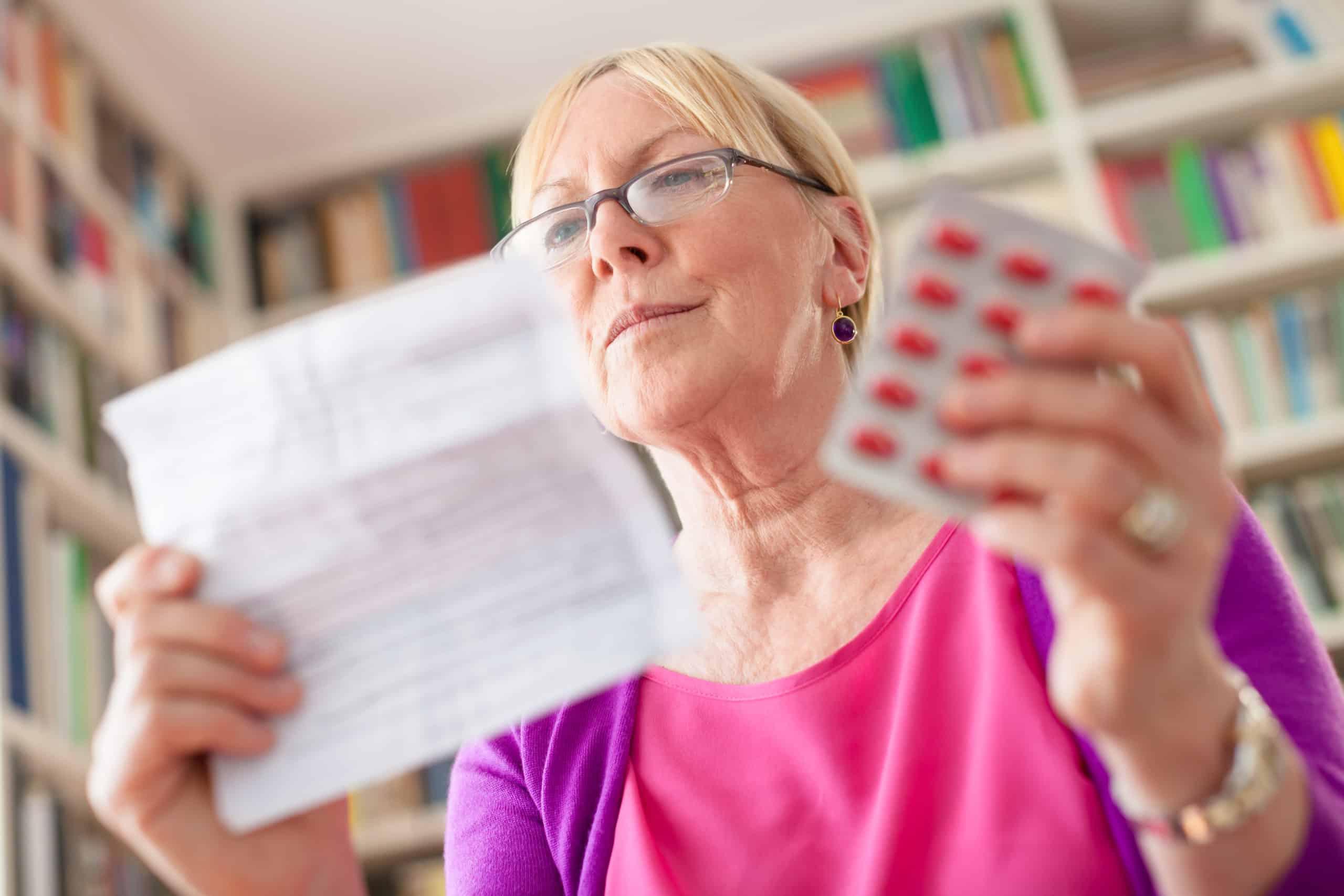 Bezpłatne leki dla seniorów – lista