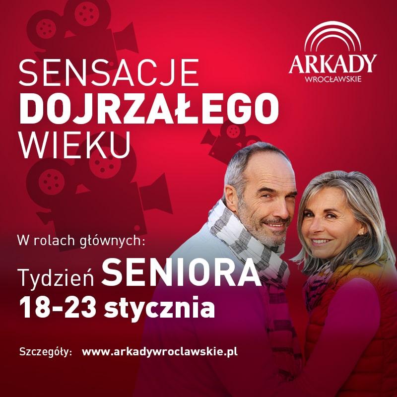 Tydzień Seniora w CH Arkady Wrocławskie