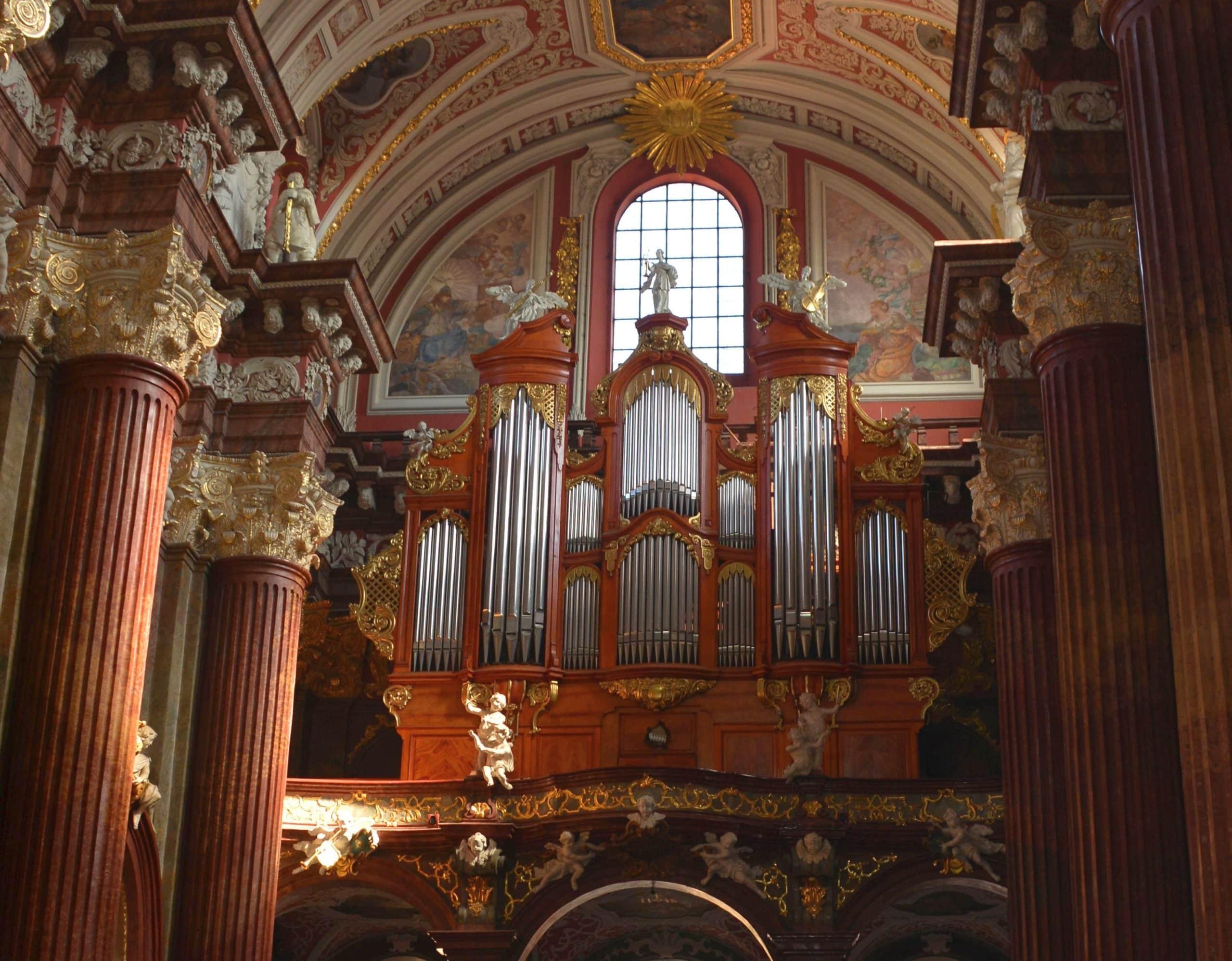 Staromiejskie koncerty organowe