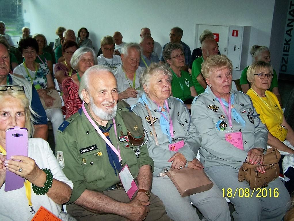 Jubileuszowy Złaz Seniorów ZHP