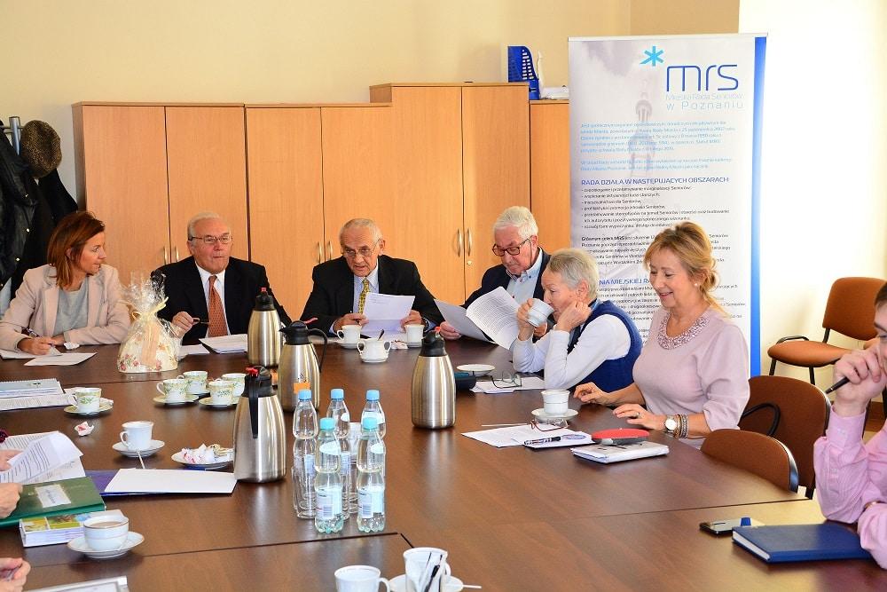 Miejska Rada Seniorów w Poznaniu