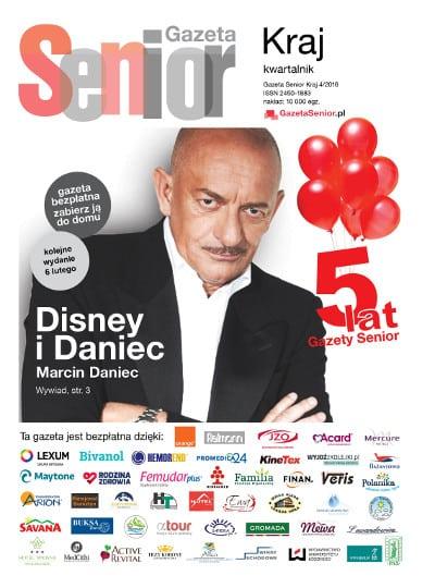 Gazeta Senior Kraj grudzień 2016