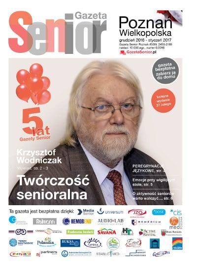Gazeta Senior Poznań grudzień 2016