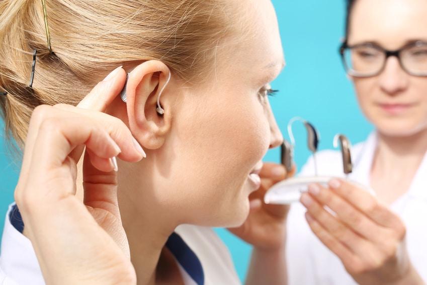 Komfort użytkowania aparatów słuchowych