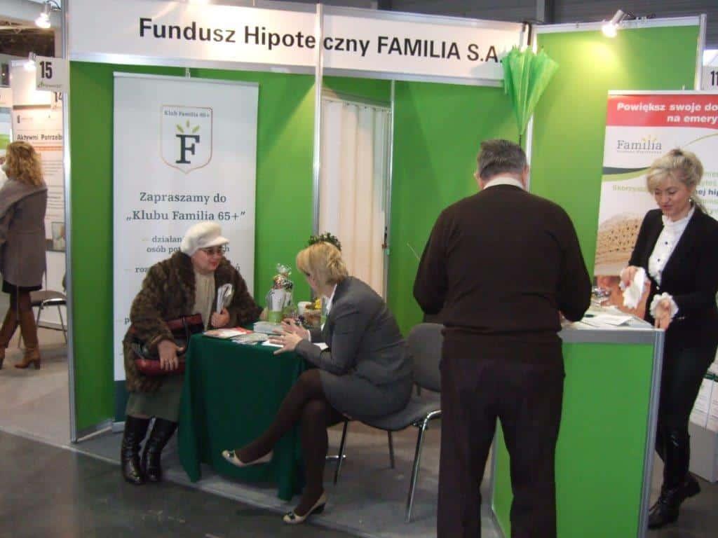 Fundusz Hipoteczy Famiia S.A targi