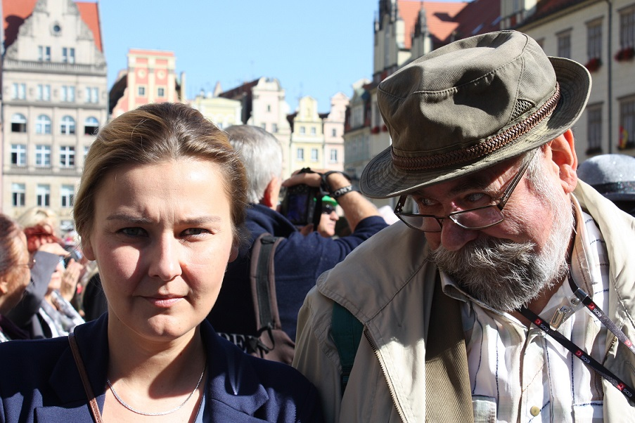 Linda Matus i Jerzy Dudzik