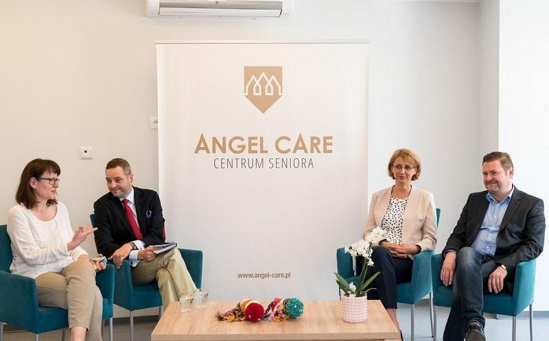 Angel Care_podsumowanie roku dzialalnosci_konferencja prasowa