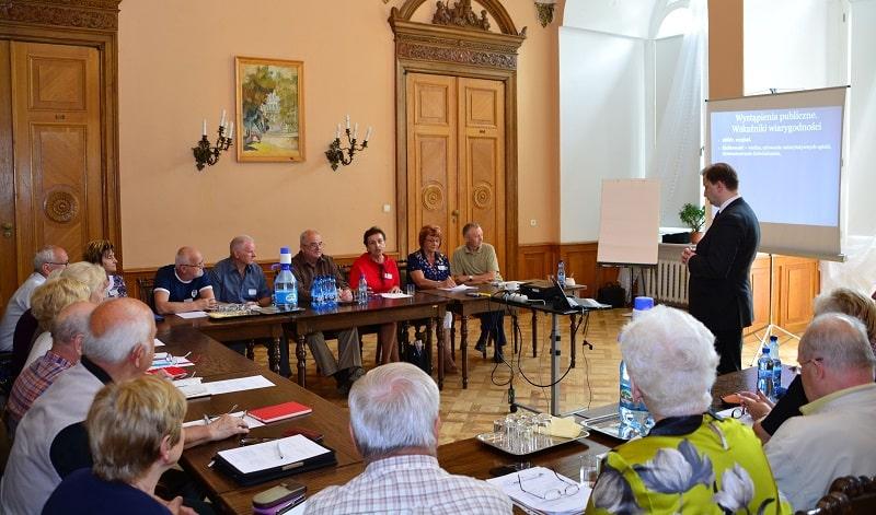 Wiosenna Szkoła Wielkopolskich Rad Seniorów