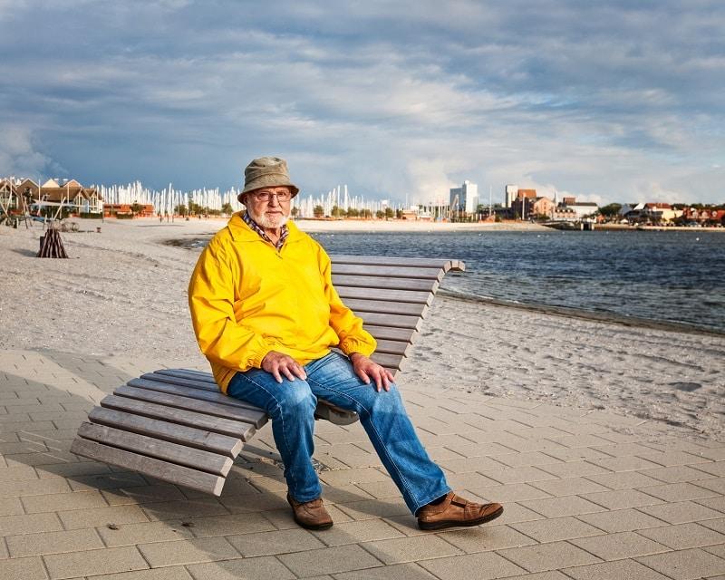 samotność, cisza, lęk, emerytura