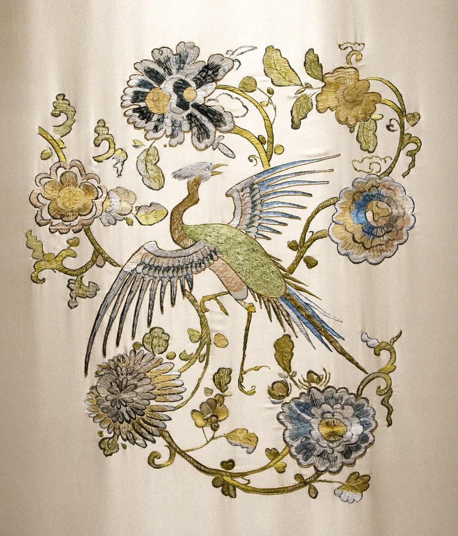 Kurs haftu w Muzeum Pałacu Króla Jana III