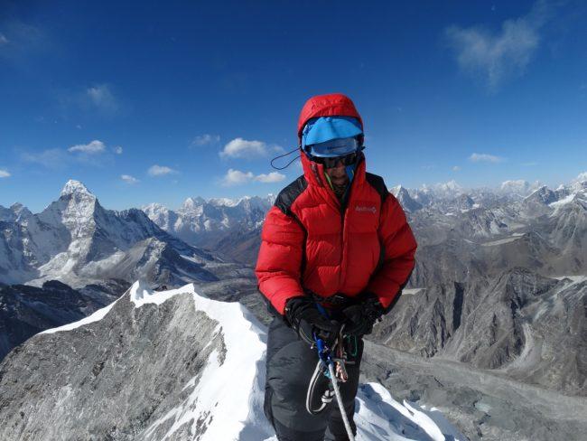Agnieszka Adamowska - o wyprawie w Himalaje