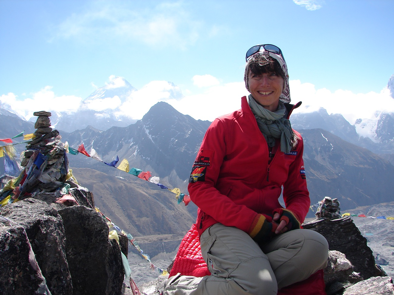 Przed wyprawą w Himalaje – rozmowa z podróżniczką