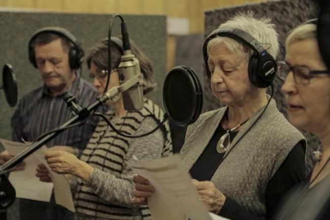 Seniorzy z Łodzi stworzyli utwór hip-hop