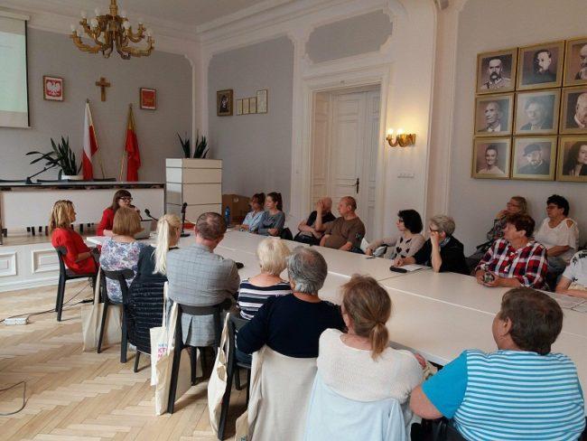 Celina Maciejewska to pierwszy rzecznik ds. seniorów w Polsce