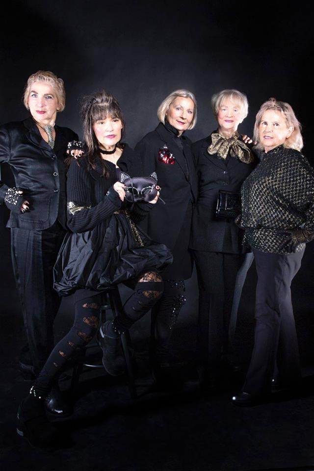 Modne seniorki z Vogue Nowa Huta