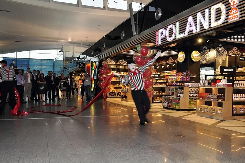 Baltona na wrocławskim lotnisku