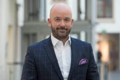 Jacek Sutryk_Dyrektor Departamentu Spraw Społecznych UM Wrocław