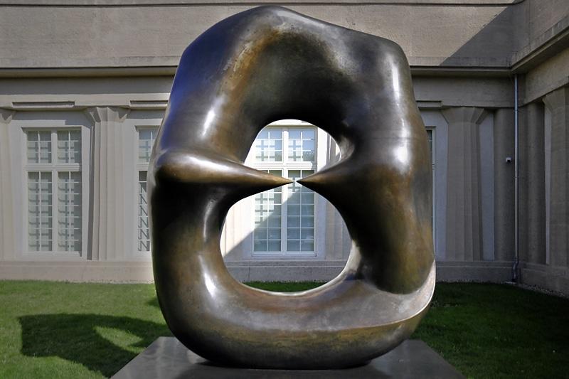 Henry Moore we Wrocławiu