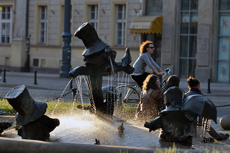 Festiwal Krasnoludków we Wrocławiu
