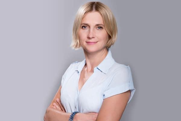 Lek. med. Joanna Pietroń (internista)