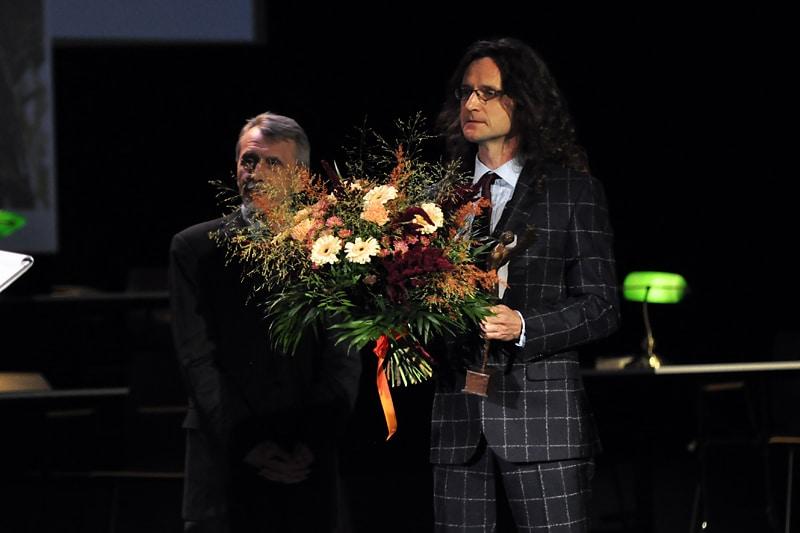 Angelus, nagroda literacka Wrocławia