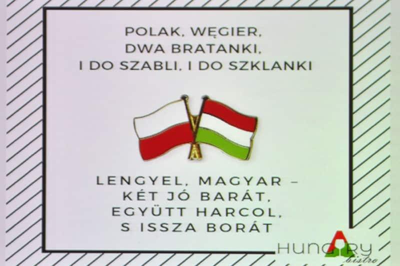 Węgierski wieczór z winem i książką