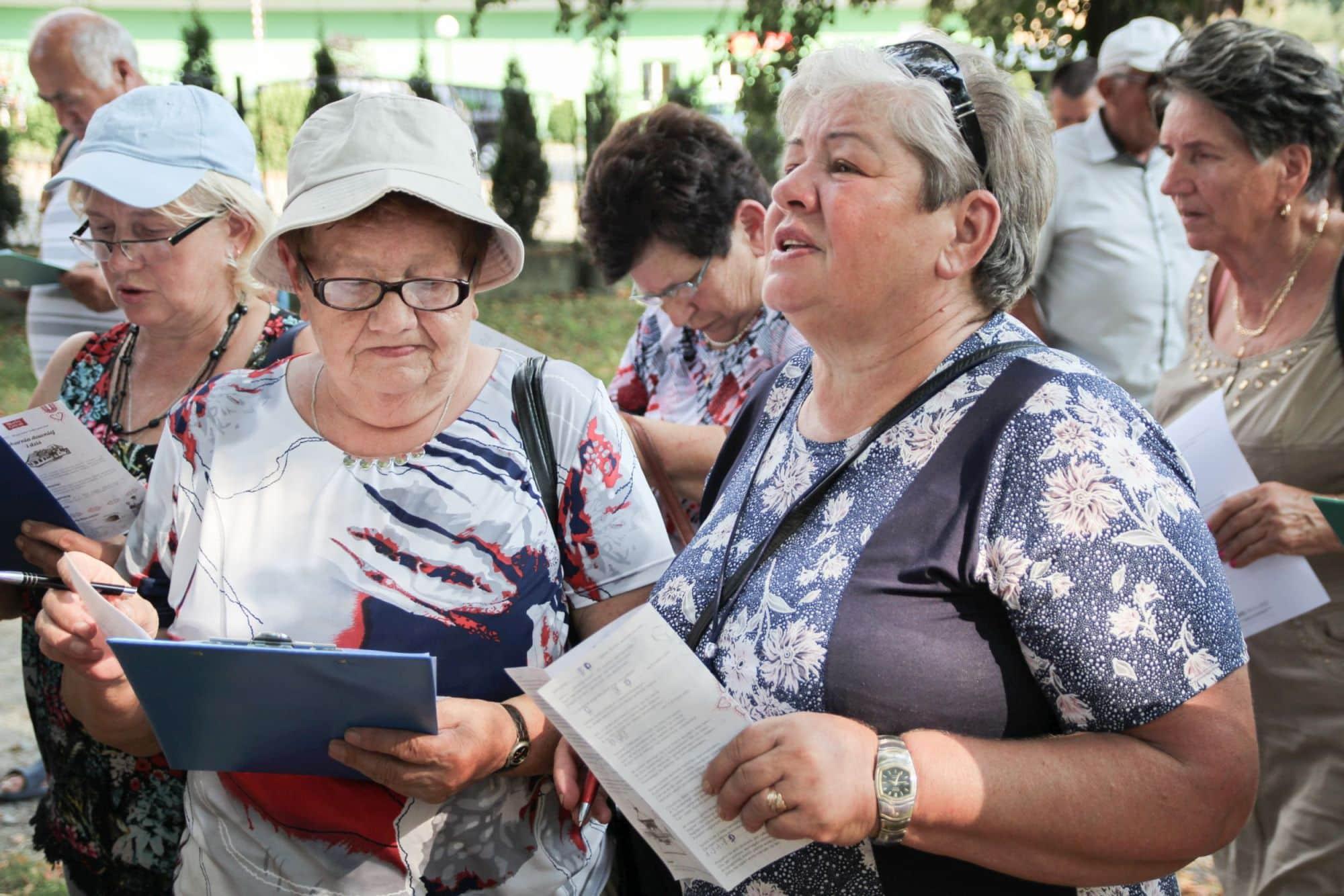 Przestrzeń dla seniorów – konferencja senioralna