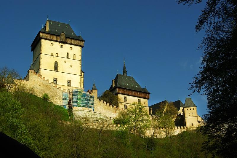 Karlsztejn, najważniejszy z czeskich zamków