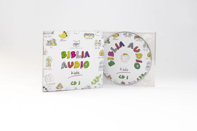 Biblia Audio Kids